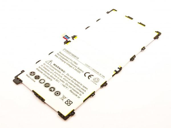 Akku für Samsung Galaxy Note Pro 12.2 P900, Tab Pro 12.2, T900, wie T9500E, T9500C, 9500 mAh