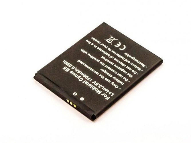 Akku für Mobistel Cynus E5, E5 4G