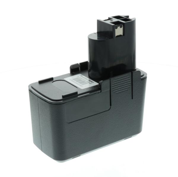 Akku für Bosch ABS, AHS, GBM, GLI, GSB, GSR, PSR, PSB, 12V, 2 Ah, Ni-Cd, BAT011, 2607335055