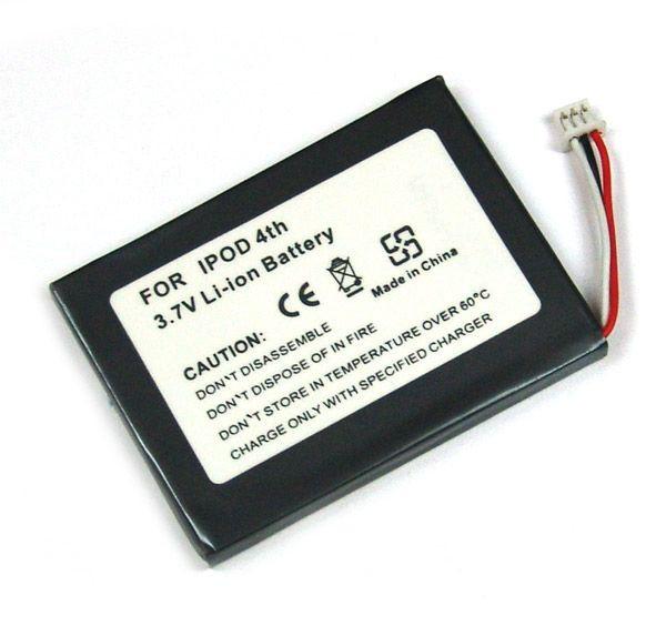 Akku für iPod IV Li-Ion