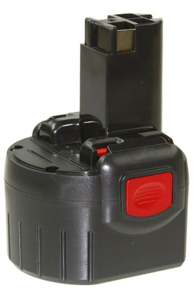 Akku für Bosch GDR, GSR, PRA, PAG, PSR, RT, 9,6V, 2 Ah, Ni-Cd, BAT100, 2607001380, 260700180