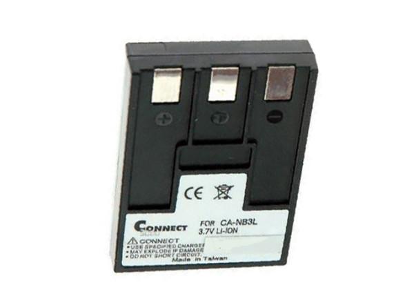 Akku wie Canon NB-3L für Digital Ixus 700, 750, I, I5, etc
