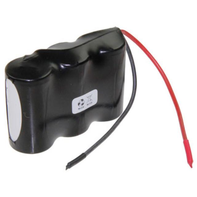 Akkupack für Notbeleuchtung 3.6V, F1x3 Saft, C (Baby), VNT C mit Kabel, 2.5Ah