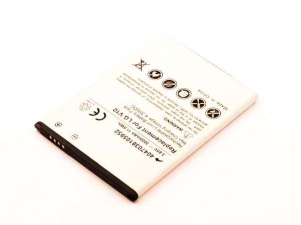Akku für LG F600, H900, Stylus 2, V10, V10 LTE, wie BL-45B1F