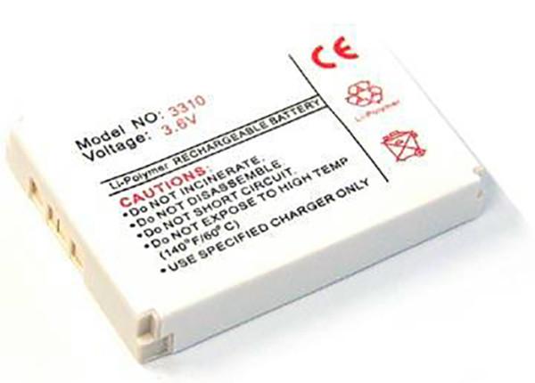 Akku für Nokia 3310, 3410, 3510, 5510, 6650, 6800, 6810, wie BLC-1, BLC-2, BLC-3, Lithium-Polymer