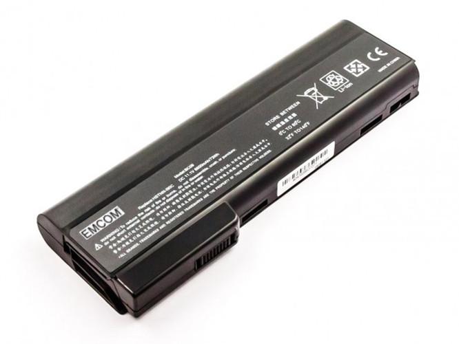 HEWLETT-PACKARD Hochleistungs-Akku für HP EliteBook 8460p, 8470p, 8560p, ProBook 6360, 6460, ...