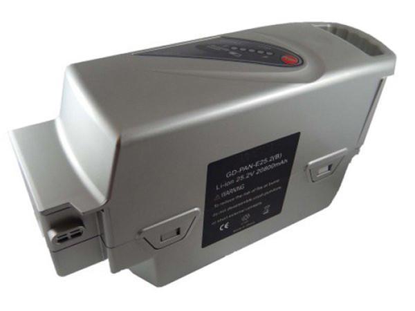 Akku für Flyer eBikes mit 26V Panasonic Antrieb, C-,L-,R-,S-,T-Serie, Raleigh...