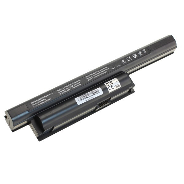 Hochleistungs-Akku für Sony Vaio PCG, VPC-E, VPC-EA, VPC-EB, VPC-EC, wie VGP-BPS22, 6600mAh