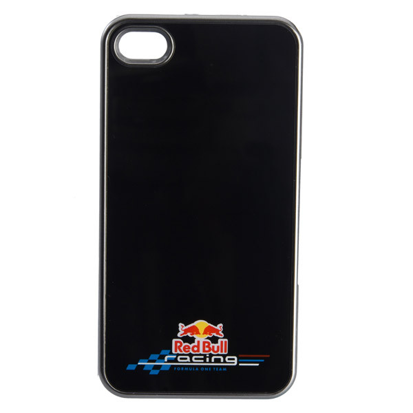 BackCover fĂĽr iPhone 4/4S, Red Bull Racing, Brilliant No.1