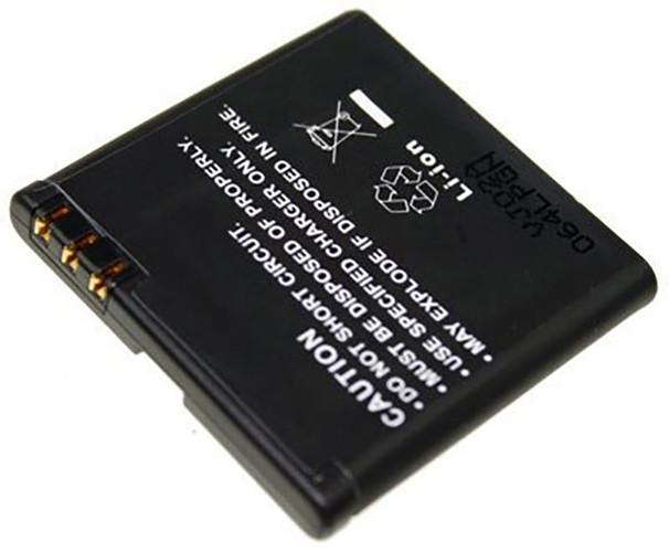 Akku für Nokia 6110 Navigator, 5610, 5700, 6220, 6500, 7390, 8600 wie BP-5M