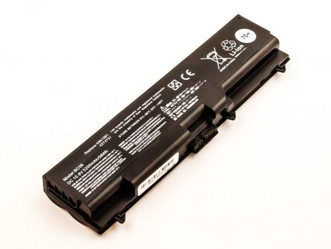 Akku für IBM Lenovo ThinkPad L410, L520, SL410, T410, T520, W510, Edge E40, E...