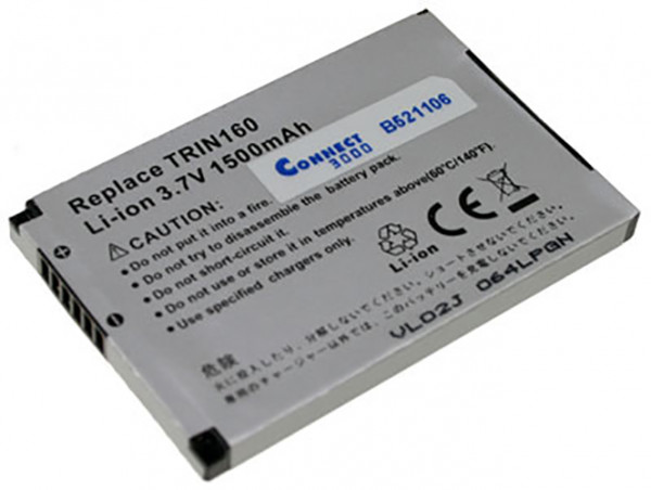 Akku für HTC Trinity P3600, VPA Compact GPS, Dopod D810