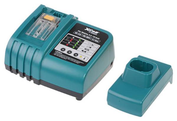 Ladegerät für Werkzeug Makita BTW250 Original 7,2V-18V   Blau