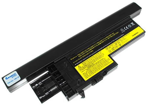 Akku für IBM Lenovo ThinkPad X41, X60S, X61S, wie 40Y6999, 42T4505, 92P1163, 93P5027