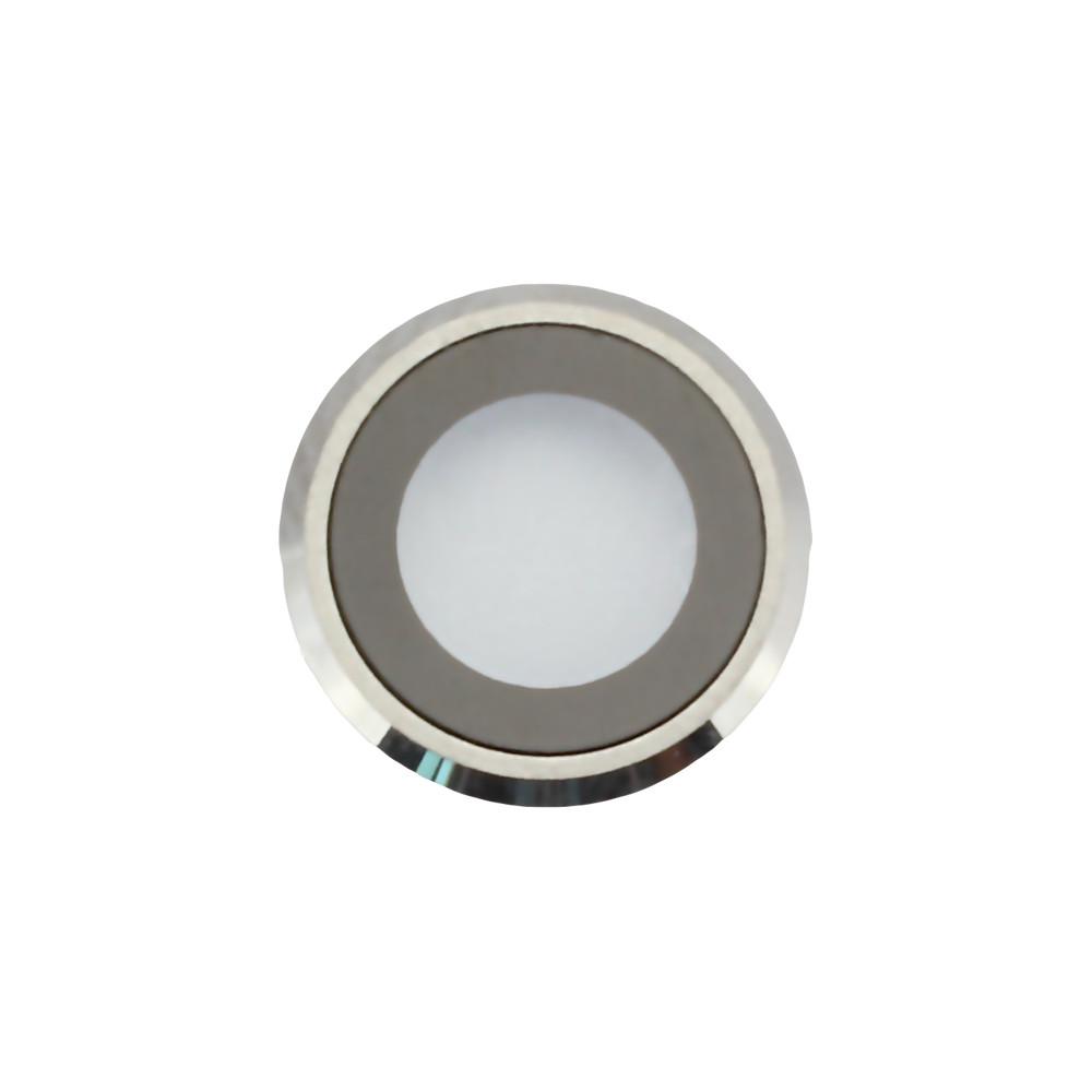 Apple Kameralinse für Rücken- / Hauptkamera, passend für iPhone 6 / 6S Plus, silber