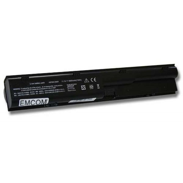 Hochleistungs-Akku für Hewlett-Packard ProBook 4330s, 4430s, 4435s, 4440s, 11.1V, 6600mAh