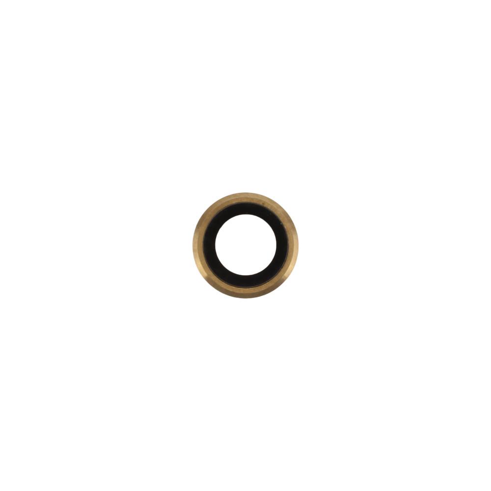 Apple Kameralinse für Rücken-/ Hauptkamera, passend für iPhone 6 / 6S, gold