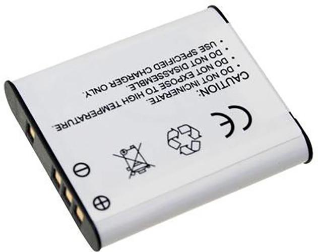 Akku wie Sony NP-BK1 für Cybershot DSC S750, S780