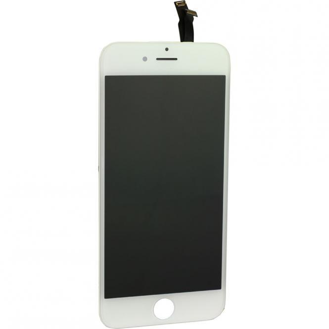 OEM LCD-Display Einheit WeiĂź inkl. Touchscreen fĂĽr Apple iPhone 6