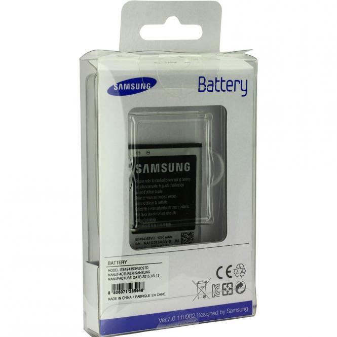 galaxy mini s5570 samsung handy smartphone akkus. Black Bedroom Furniture Sets. Home Design Ideas