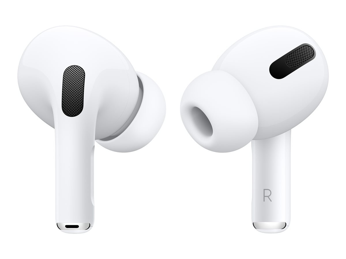 Apple AirPods Pro mit Wireless Case - kabellose Bluetooth Kopfhörer / Headset...