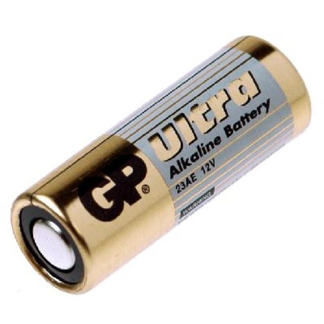 Batterie GP23A 1er Blister, wie MN21, MN23, MS21, LRV08, LR23A, A23, 12V, 38m...