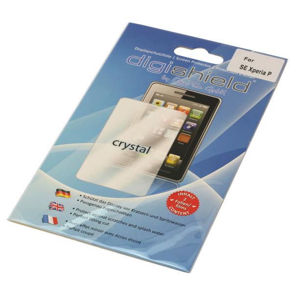 Displayschutzfolie für Sony Xperia P, 2 Stück