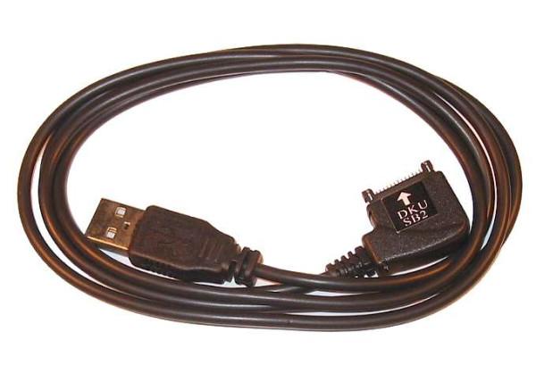 USB-Datenkabel wie Nokia DKE-2 für Nokia 3109 Classic, 5200, 6267, 6301, 7390, N800, N91, N95