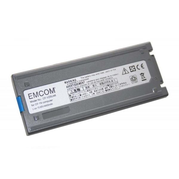 Akku für Panasonic ToughBook CF-19, wie CF-VZSU28, CF-VZSU48, CF-VZSU48U, CF-VZSU50, CFVZSU48, 4.4Ah