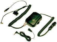 Portable KFZ-Freisprecheinrichtung für Alcatel 302, 303