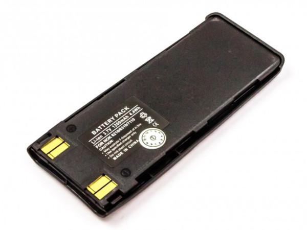 Akku für Nokia 6310, 6310i, 6210, 6150, 6130, 6110, 5110, 5130, 7110 wie BLS-2, BLS-2N, BPS-2