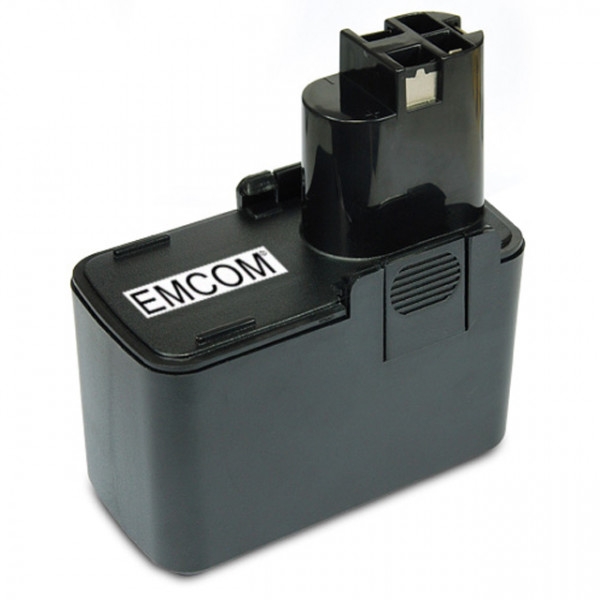 Akku für Bosch GLI, GSR, PBM, PSB, PSR Skil 3100, 3105, 3220, 9,6V, 3000 mAh, Ni-Mh