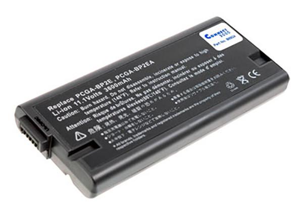 Akku für Sony Vaio PCG-GR9, VGN-A, VGN-E, wie PCGA-BP2E, VGP-BP2EA