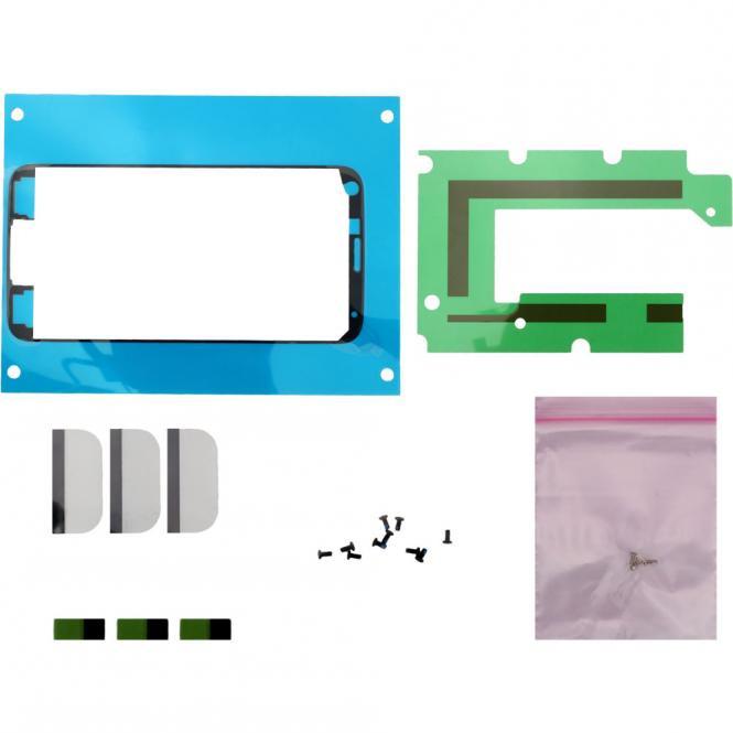 LCD Klebestreifen Kit Sticker mit Schrauben für Samsung Galaxy S5 G900F, wie ...