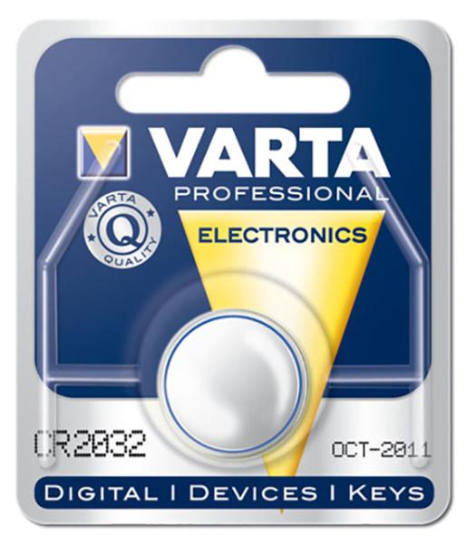 Varta Professional Electronic CR2032, DL2032, ECR2032, EA-2032C