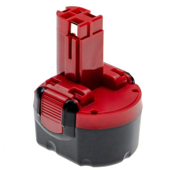 Akku für Bosch GSR 7.2-1, 7.2-2, 7,2V, 2000 mAh, Ni-Mh, wie 2607335587, 2607335437