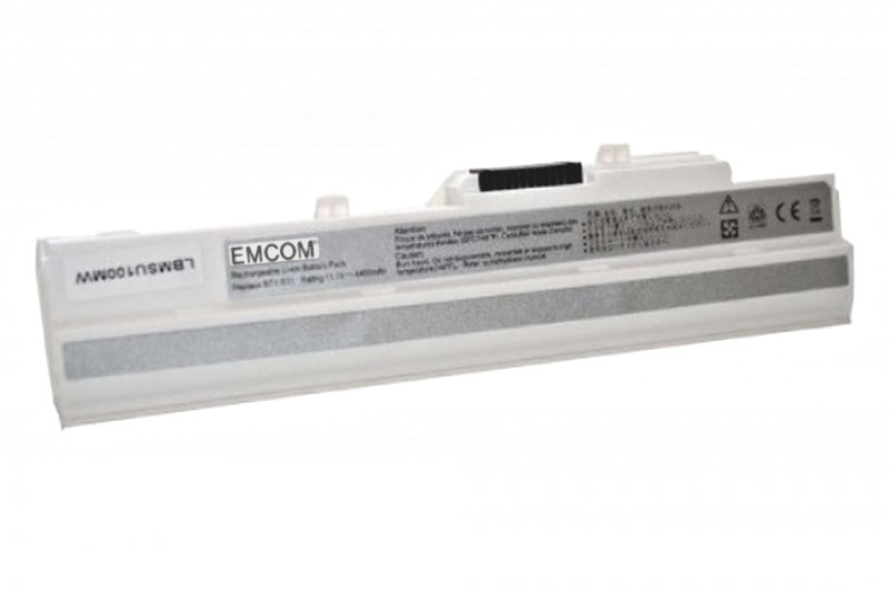 Advent Akku für MSI Wind U100, Medion Akoya Mini E1210, wie BTY-S11, BTY-S12, TX2-RT...