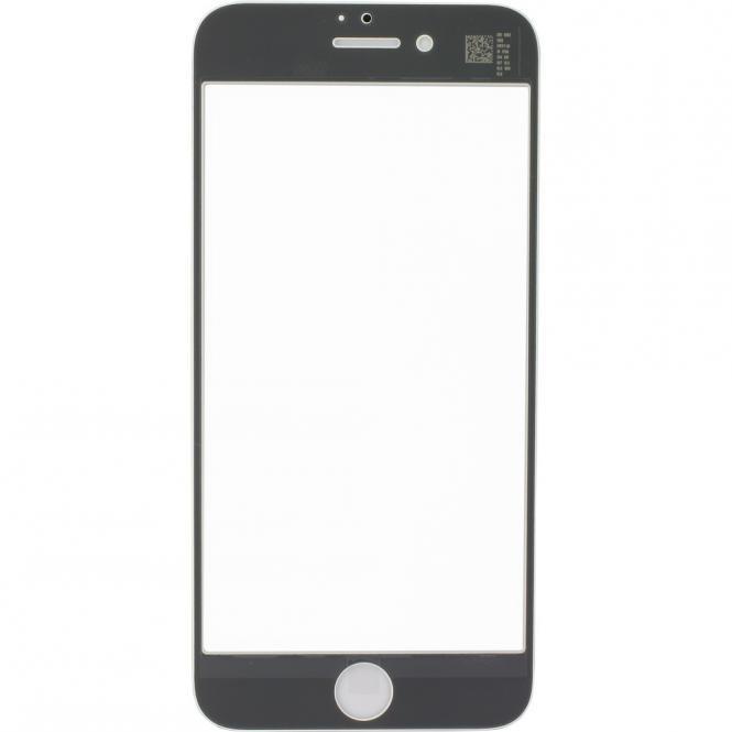 Apple Displayglas für iPhone 7, weiß