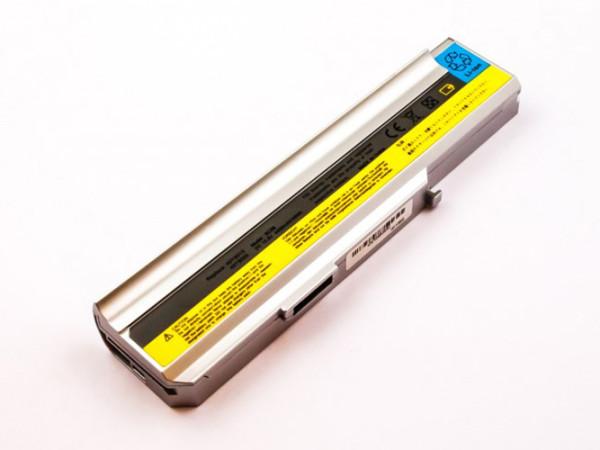 Akku für Lenovo 3000 N100, N200, C200, wie 42T4514, 40Y8322, 92P1186, 4400mAh
