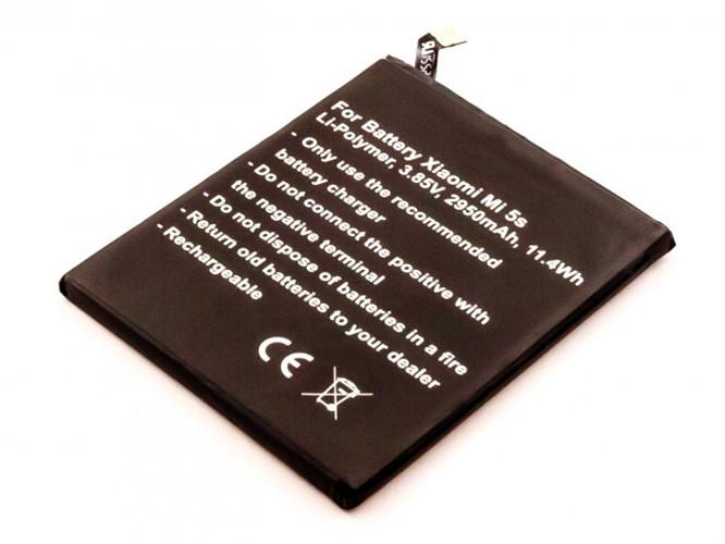 Akku für Xiaomi Mi 5S, Typ: BM36, 2950 mAh
