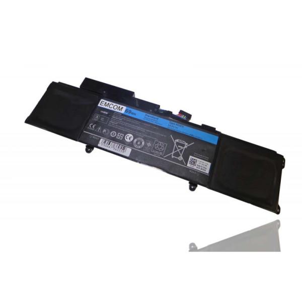 Akku für Dell XPS 14 Ultrabook, wie 4RXFK, C1JKH, 4600 mAh