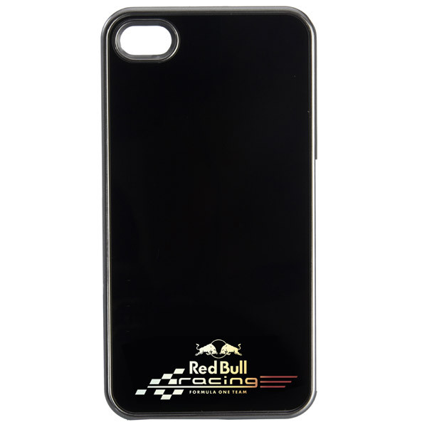 BackCover fĂĽr iPhone 4/4S, Red Bull Racing, Brilliant No.2