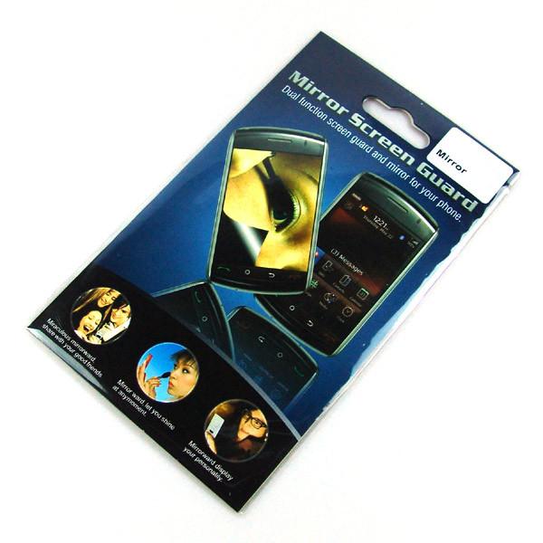 Displayschutzfolie für LG Optimus 7, Spiegeleffekt