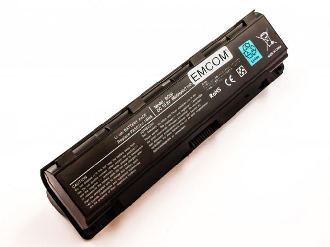 Hochleistungs-Akku für Toshiba Dynabook T552, Satellite C50, C75, C800, C875,...
