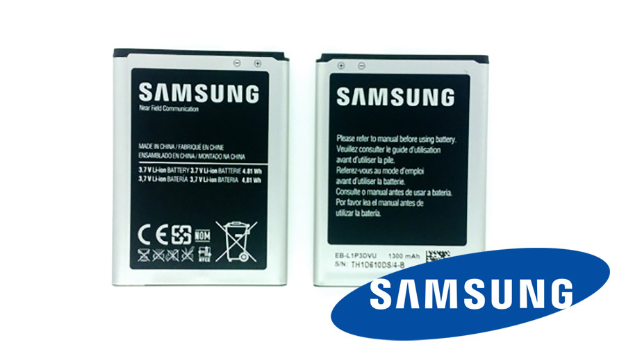 Akku Original Samsung für Galaxy Fame S6810, Galaxy Fame Lite S6970, Typ EB-L...