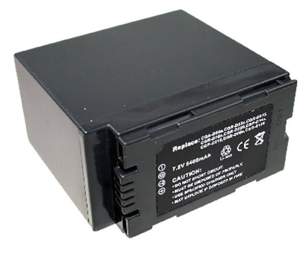 Akku wie Panasonic CGA-D54s