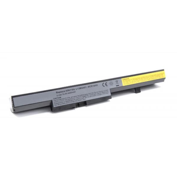 Hochleistungs-Akku für Lenovo B40, B50, G550s, M4400, N40, N50, wie 45N1185, 4ICR18/65, 4.400 mAh