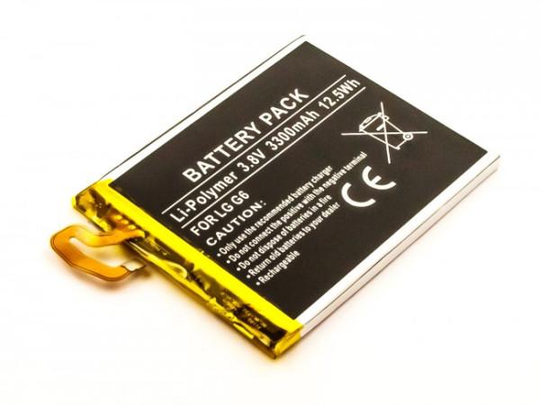 Akku für LG G6, AS993, H870, H931, JOAN, LS998, US998, V30, V300K,V35, VS988, VS996, wie BL-T32
