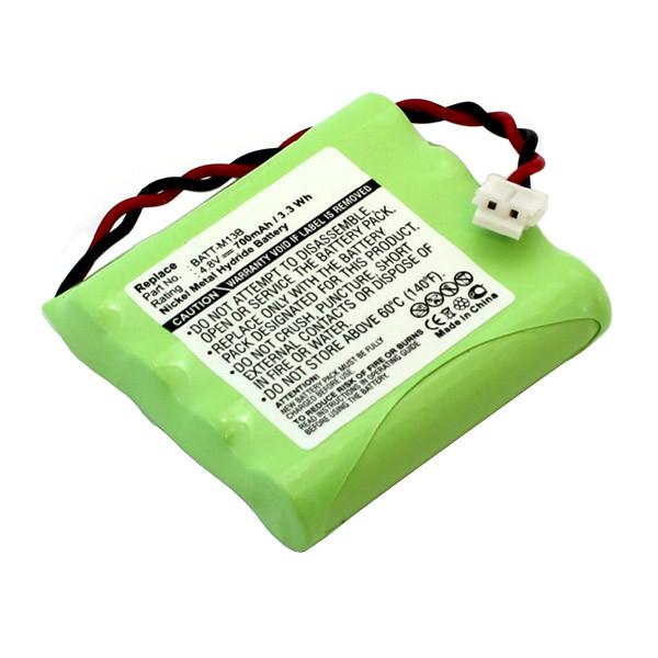 Akku für Babyphone Graco M/M13B8720-000, wie BATT-M13B