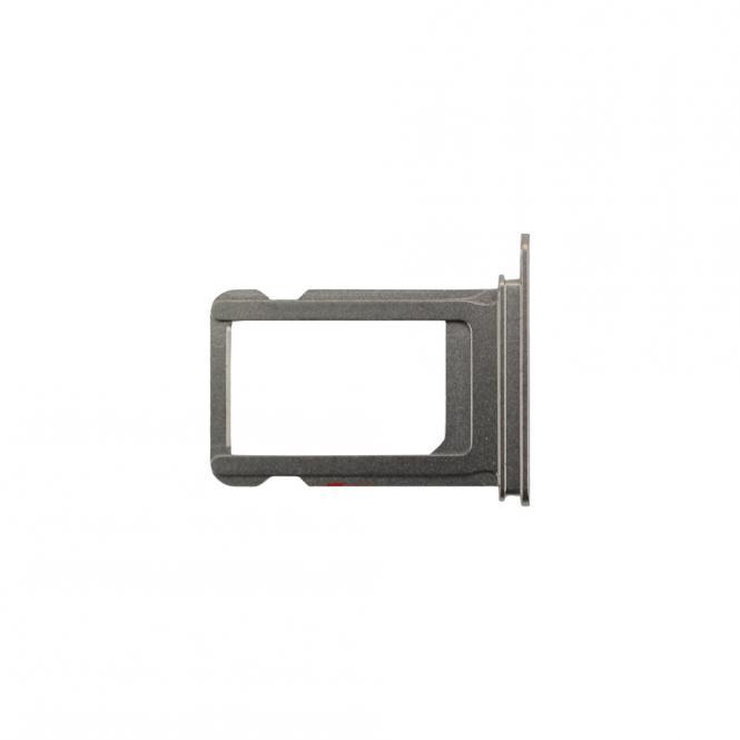 SIM Tray / SIM-Kartenhalter fĂĽr iPhone X, weiĂź (fĂĽr silbernes iPhone X)